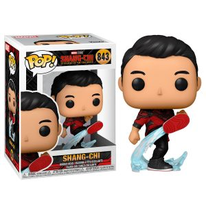 Figurine POP Marvel Shang-Chi coup de pied