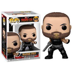 Figurine POP Marvel Shang-Chi Razor Fist
